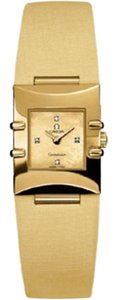 Omega Omega Constellation 18K yellow gold lady's watch 1631.77.60
