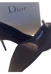 Christian Dior Black Pumps