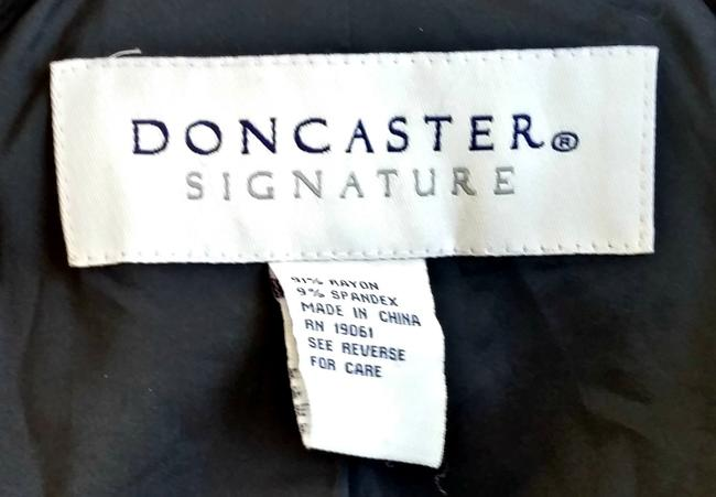 Doncaster Ribbon Black Blazer