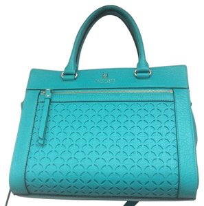 Kate Spade Nwt New With Tags Satchel in Fremont Turquoise