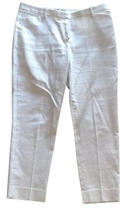 Gap Straight Pants White
