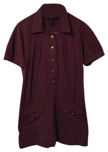 Marc by Marc Jacobs T Shirt Eggplant