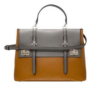 Prada Satchel in Natural, Black