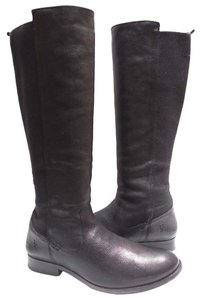 Frye Knee High Black Boots