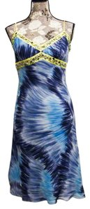 BCBGMAXAZRIA Beaded Embellished Dress