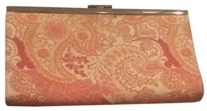 Banana Republic Coral Clutch