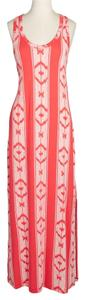 Maxi Dress by J.Crew Maxi Burnished Geo Tribal