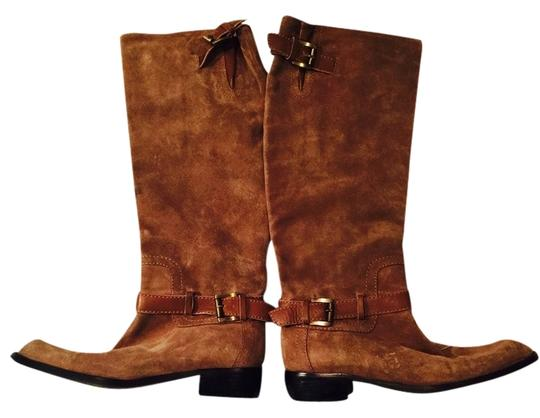 Theory brown Boots