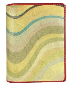 Paul Smith Vintage Multi-Color Bifold Wallet w/ Gift Box