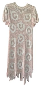 Neiman Marcus Vintage Beaded Costume Dress