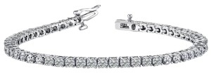 Avi and Co 6.00 cttw Round Brilliant Cut Diamond Tennis Bracelet