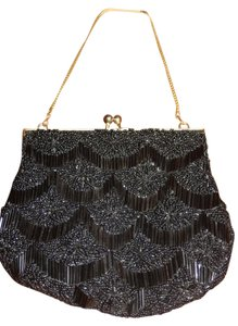 Other Clutch Evening Sequined Hand Baguette