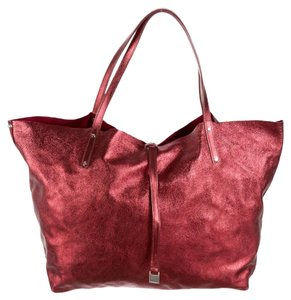 Tiffany & Co. Tote in Red