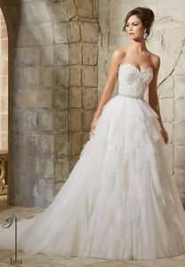 Mori Lee 5366 Wedding Dress