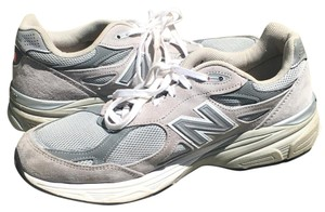 New Balance Silver Athletic