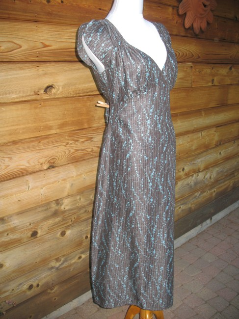 Brown Turquoise Maxi Dress by Patagonia