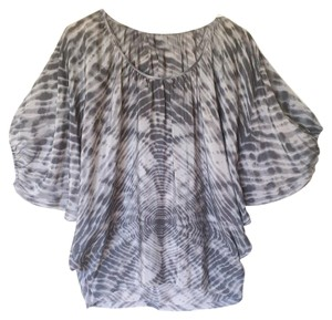 bebe Tunic Top Silk