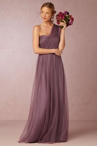 Jenny Yoo Soft Plum Annebelle Dress