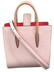 Christian Louboutin Paloma 2016 Tote in Pink