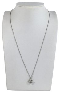 Tiffany & Co. SCHLUMBERGER LYNN NECKLACE PLATINUM & DIAMONDS