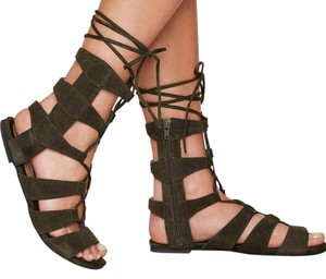 Jeffrey Campbell Gladiator Sandals