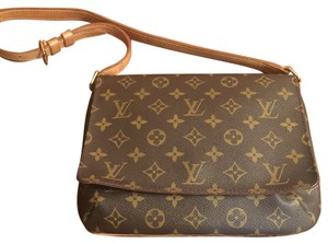 Louis Vuitton Tango Musette Shoulder Bag
