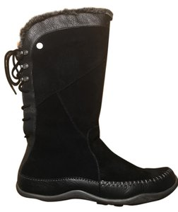 The North Face 10 Shade Black Boots
