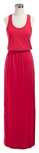 Item - Red Factory Stretch Tank Long Casual Maxi Dress Size 10 (M)