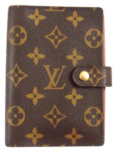 Louis Vuitton Agenda PM Notebook Day Planner Cover