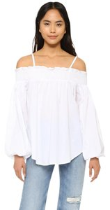 English Factory Top White