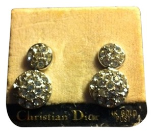 Dior Pierced Earrings