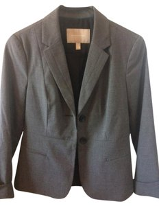Banana Republic Office Jacket Grey Blazer