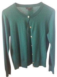 J.Crew Emerald Sweater Cardigan