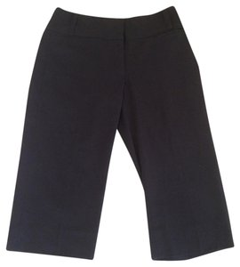 Office Spring Professional Capris Black