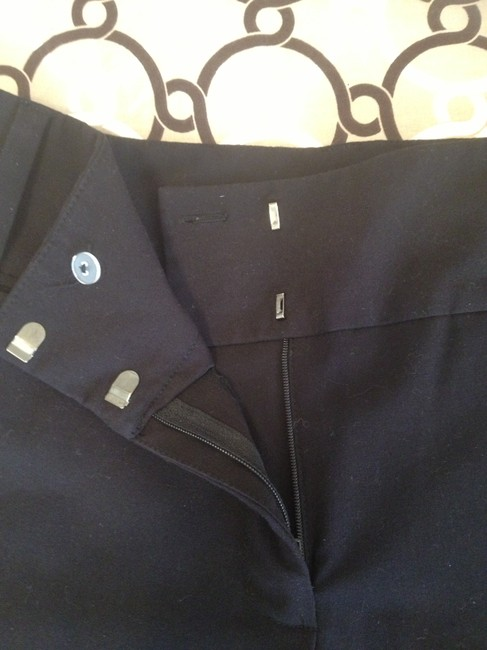 Other Office Professional Pleat Capris Black