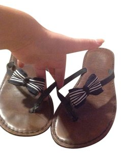 Abercrombie & Fitch Brown Sandals
