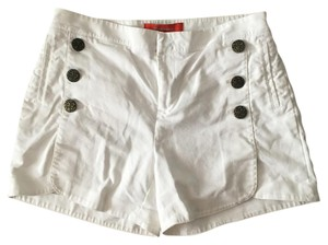 Cartonnier Anthropology Mini/Short Shorts White