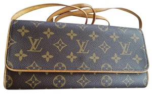 Louis Vuitton Speedy 30 Neverfull Cross Body Bag