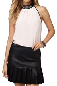 Juicy Couture Theory Helmut Lang Mini Skirt Black