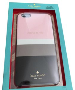 Kate Spade NWT CREME DE LA CREME IPHONE 6 (OR 6S) PLUS CASE