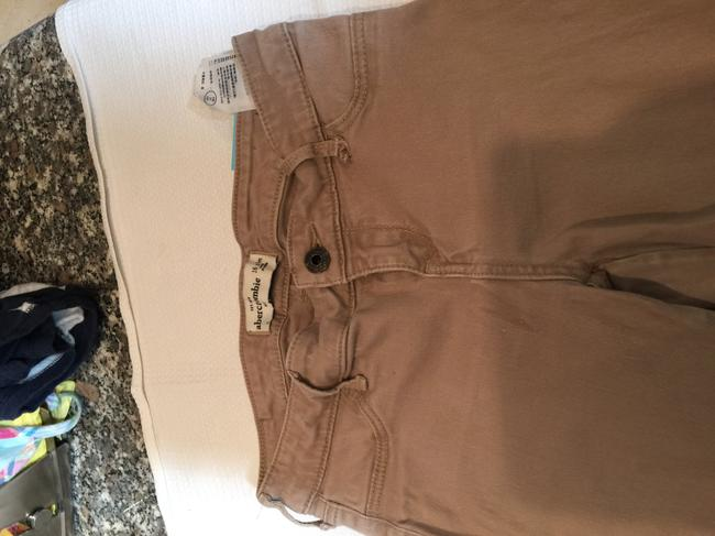 Abercrombie & Fitch Kid's Khaki/Chino Pants Khaki