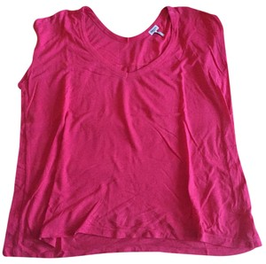 Splendid T Shirt Fuschia