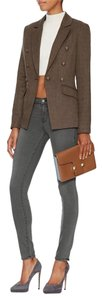 INTERMIX Brown Blazer