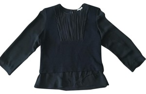 Morgane Le Fay Top Black