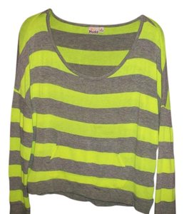 Mudd Striped And Sweater