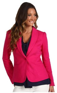 Lilly Pulitzer Passion Pink Blazer
