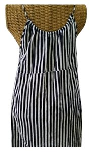 J.Crew short dress Spaghetti Strap Stripe on Tradesy