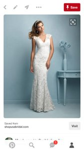 Allure Bridals 9207 Wedding Dress