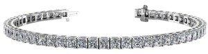 Avi and Co 9.00 cttw Princess Cut Diamond Prong Set Tennis Bracelet
