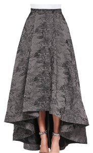 Alice + Olivia Maxi Skirt Grey